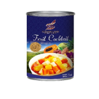Canned Fruit Cocktail