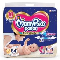 MAMY POKO Baby Diapers Pants