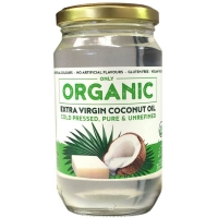 Organic Pure and Virgin Coconut Oil