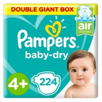 Pampering Disposable Baby Diaper