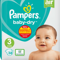 Disposable Pampering Baby Diapers
