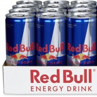 Red Bull 250 ml And 330 ml Energy Drinks