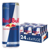 Red Bull And Redbull Classic 250ml