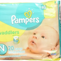 Pampering Baby Diapers Disposable Sunny Soft