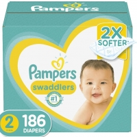 Pampered Dry Hot Sale Print Baby Diaper