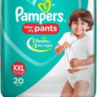 Baby Diaper Pampering