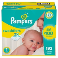 Pampering Baby Diapers Disposable
