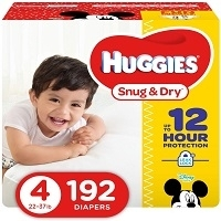 Baby Huggying Cotton Disposable Diaper