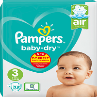 Baby Diapers Pamper