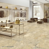 Porcelain Glazed Vitifried Tiles (PGVT)