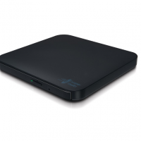 Slim Portable DVD-Writer GP95