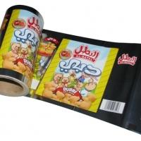 Salty Snack, Nuts & Dried Fruit Packaging