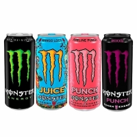 Monster Drink Manufacturers Suppliers Wholesalers And Exporters Go4worldbusiness Com Page 1