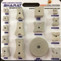 Fiber Concrete Spacers/ Cover Blocks