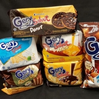 Gery malkist biscuit