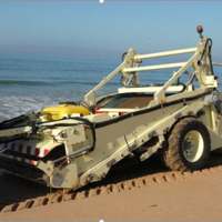 Beach Cleaning Machines