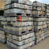 Used Drained Lead-Acid Battery Scrap