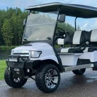 Golf Cart Club Car Electric Vehicle