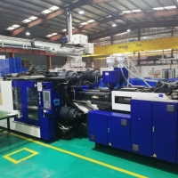 Plastic Injection Molding Machine (Haitian)