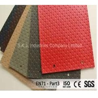 PVC Artificial Leather for Upholstery