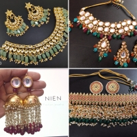 Kundan Jewellery Indian Ethnic Jewellery