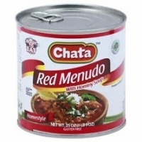Chata Red Menudo With Hominy 25oz