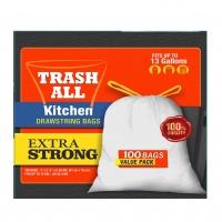 Drawstring Trash Bags