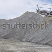 River Sand And Sea Sand