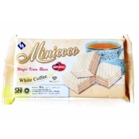 Minicoco Wafer Cream White Coffee