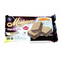 Minicoco Wafer Cream Chocolate