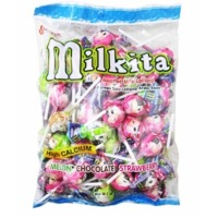 Milkita Lollipop Candy