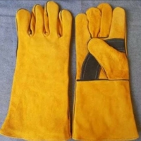 Leather Gloves Welding