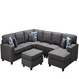 Sofa Set, Corner Sofa, L-shaped Sofa
