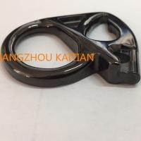 Circular Loom Insertion Finger Balck Zirconium