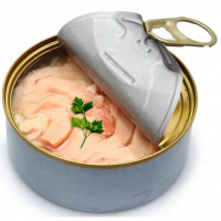 Tin Tuna Canned Tuna Maldivian