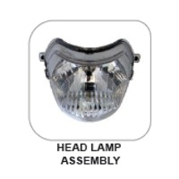 Victor Glx Head Lamp Assembly