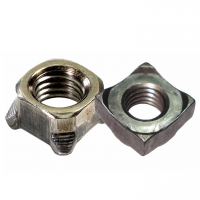 Square Weld Nuts (plain)