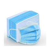 Non Woven Fabric And 3 Ply Face Mask