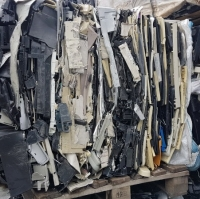 Mixed Plastics From Electric Devices