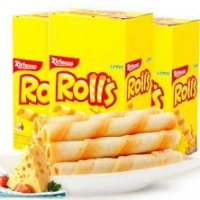 Richeese Rolls Cheese Wafer