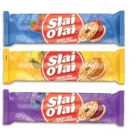 Slai O'Lai Jam Crunchy Cracker Biscuits