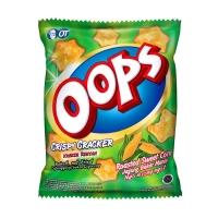 Oops Star Crispy Crackers