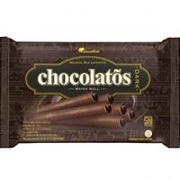Chocolatos Wafer Rolls