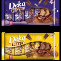 Dua Kelinci Deka Crepes Choco Banana & Choco Nut