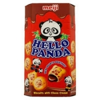 Meiji Hello Panda 12 & 45 Gram
