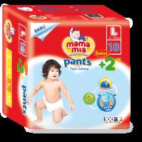 Mamamia Baby Diapers Tape (Velcro) / Pants