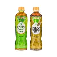 Pokka Tea PET Bottle 350 ml  or 450 ml