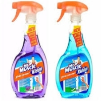 SC Johnson Mr. Muscle Glass Cleaner