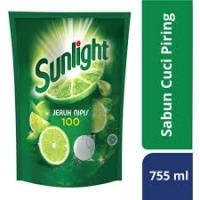 Unilever Sunlight Dishwashing Liquid