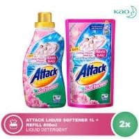Kao Attack Fabric Detergent